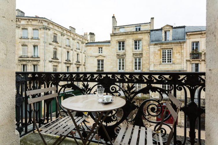Balcon de Sainte Colombe