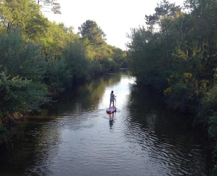 Paddle Capbreton - activités outdoor Capbreton