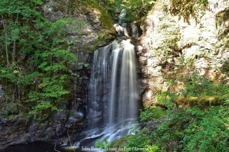 Le cornillou - canyoning en Auvergne