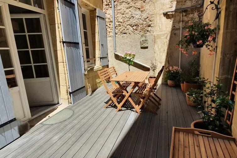 Maison de ville, Bergerac historique tout à pied