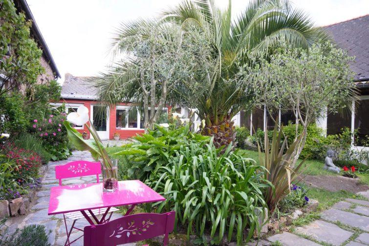 Cocon écologique sur jardin agree 3*