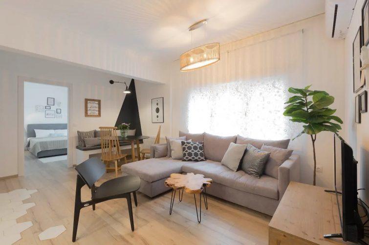 #FLH - Scandi Chic Apartment, Agia Sofia District
