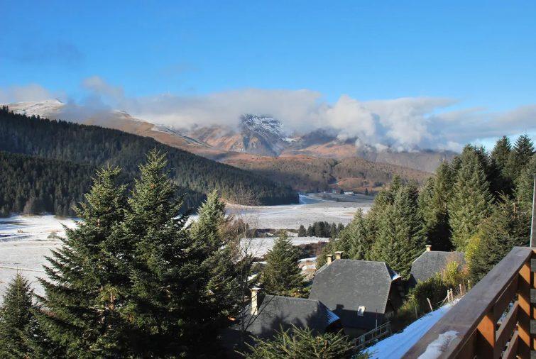 Chalet (Haut) Montagne Lac de Payolle - 1/8 pers.