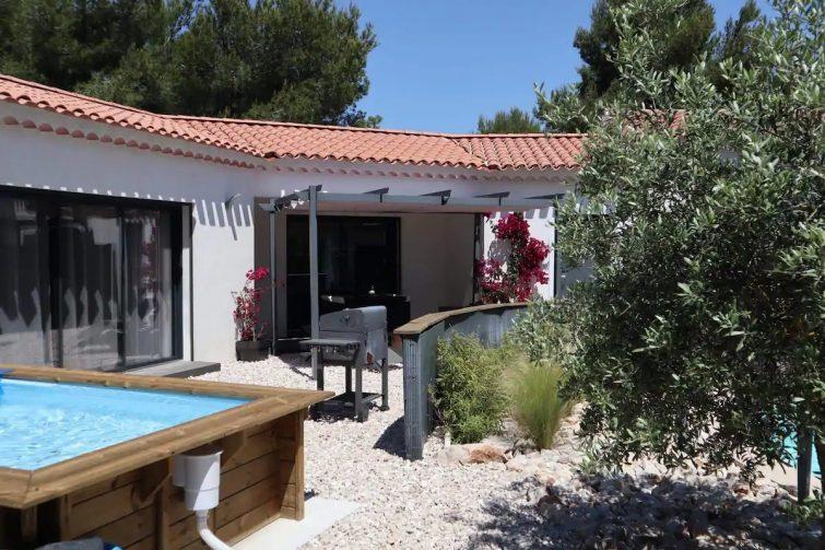 La maison de Mélissa - airbnb Sausset-les-Pins