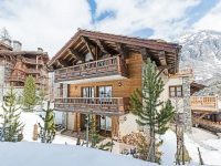 Unique Ski-In-Ski-Out Chalet Apartment