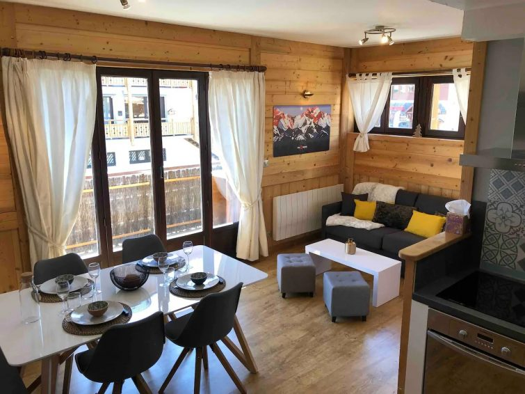 Appartement cosy & moderne 2 Alpes