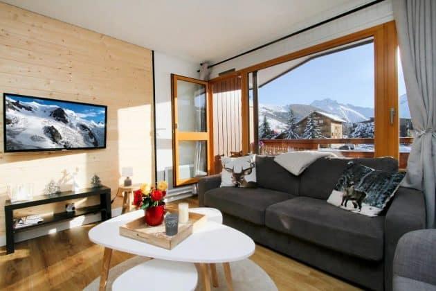 Airbnb Les 2 Alpes : les meilleures locations aux 2 Alpes
