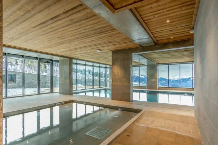 Les Arcs - Ski aux pieds Magnifique Duplex 12 pers