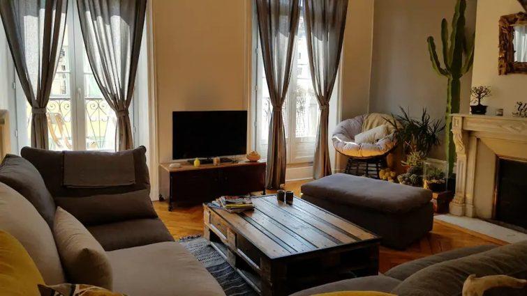 Appartement de 120 m2 au coeur du Puy en Velay