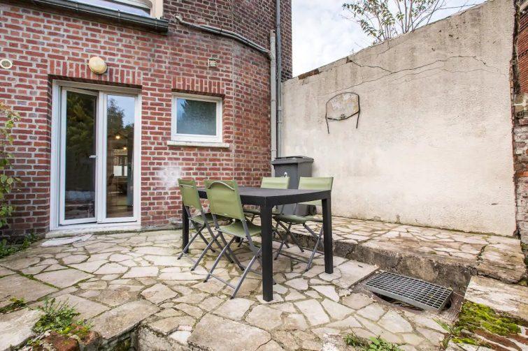 Appartement Deluxe avec Jardin 60m2 - Airbnb Valenciennes