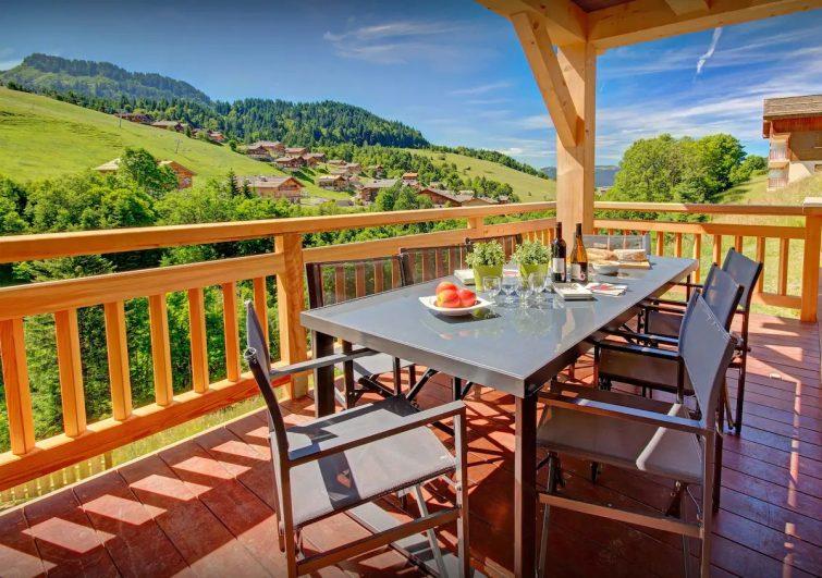 5* Chalet luxueux, jacuzzi, grande terrasse plein sud, wifi - OVO Network