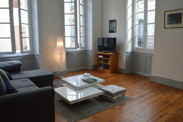 Bel appartement spacieux centre historique - airbnb Grand Tourmalet