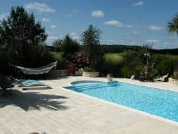 Superbe gîte avec piscine privative chauffée