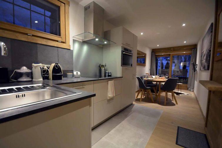 Appartement neuf 2 personnes Méribel proche piste - airbnb Trois Vallées