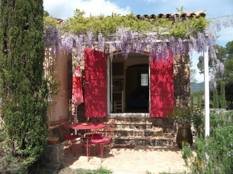 gites de 26m2 dans mas provencal avec piscine - airbnb Roquebrune-sur-Argens