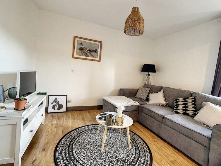 Très agréable appartement T3 hypercentre Cahors