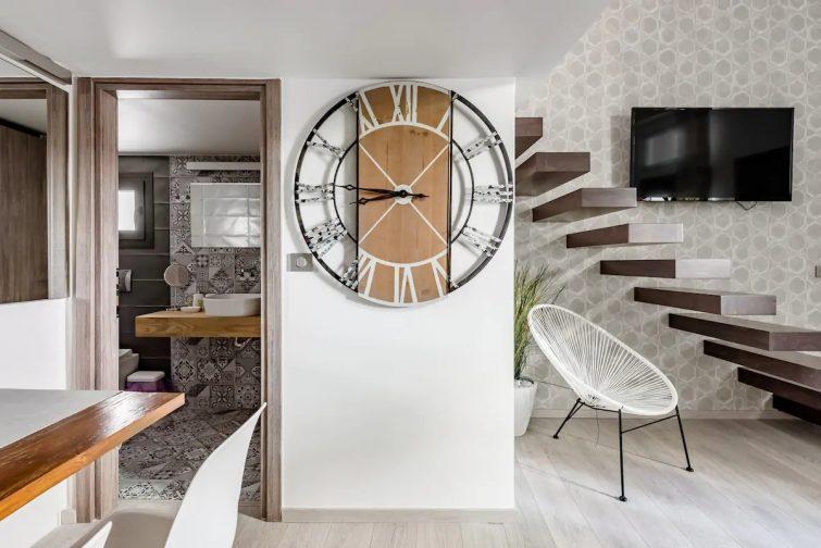 L'appartement luxueux