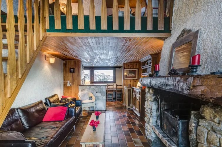 Chalet standing, 8/9 pers @Tignes