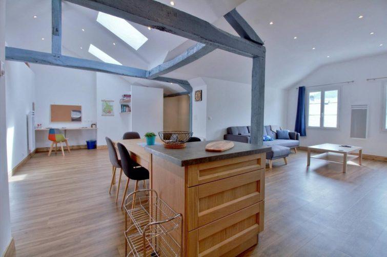 Appt T3 80m², Au coeur du centre ville - airbnb Grand Tourmalet