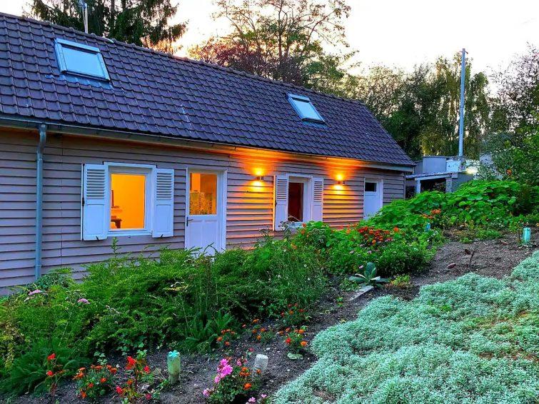 Cottage, campagne à la ville: Charme et Confort - Airbnb Valenciennes