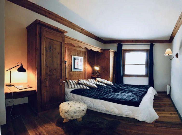 Appartement 6 couchages skis aux pieds Arc 1950