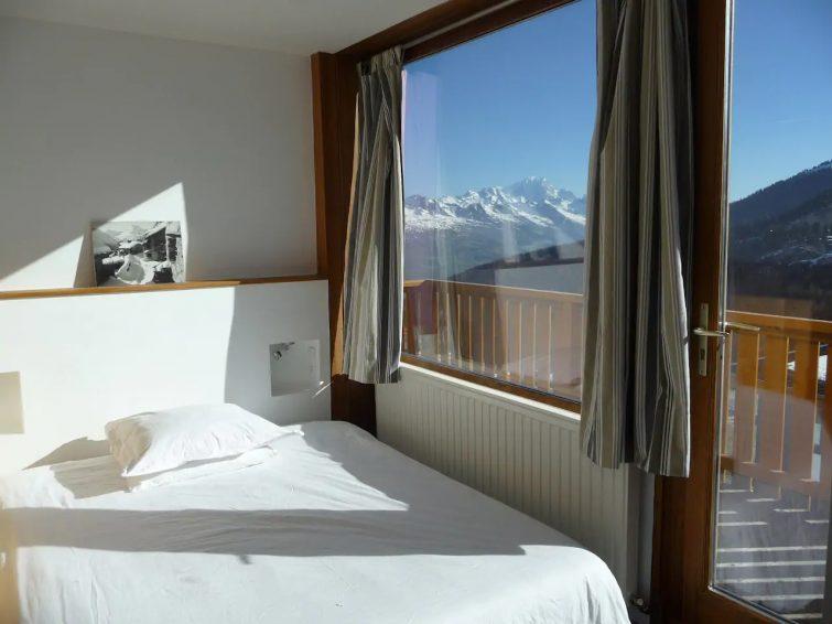 La Plagne Centre ski+soleil+terrace - airbnb La Plagne