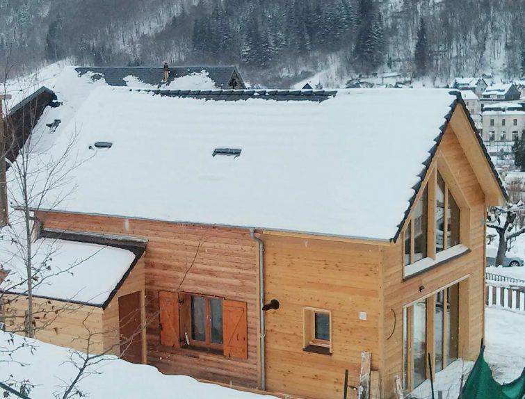 Chalet Le Salers, séjour cocooning au Mont-Dore