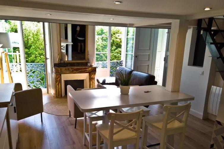 Appartement Cosy : La Cabane d'Étigny