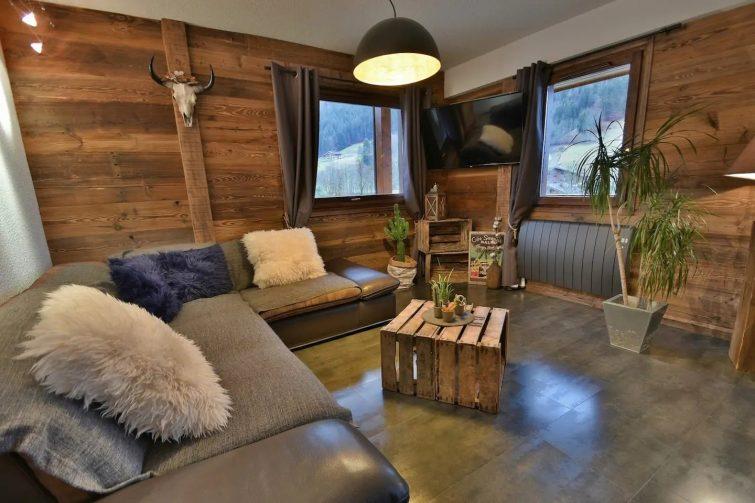 Bel appartement 6 pers, 3 chambres, centre village, proche télécabine - airbnb Grand-Bornand