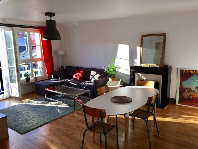 Appartement traversant 85m2 Aurillac