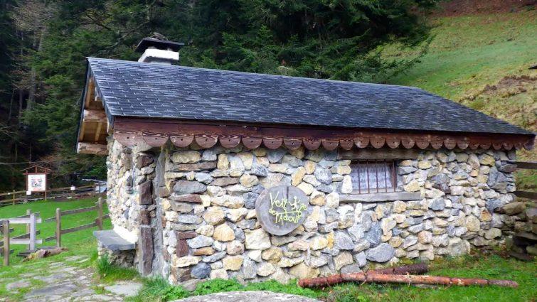 chalet Grand Tourmalet - Nuit en cabane à vertige de l'adour