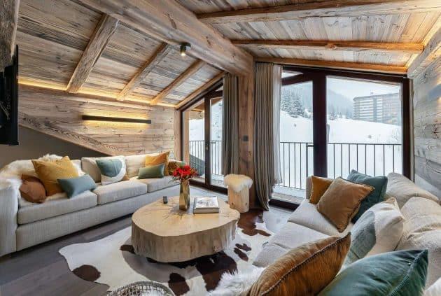 Airbnb Les Trois Vallées : les meilleures locations aux Trois Vallées