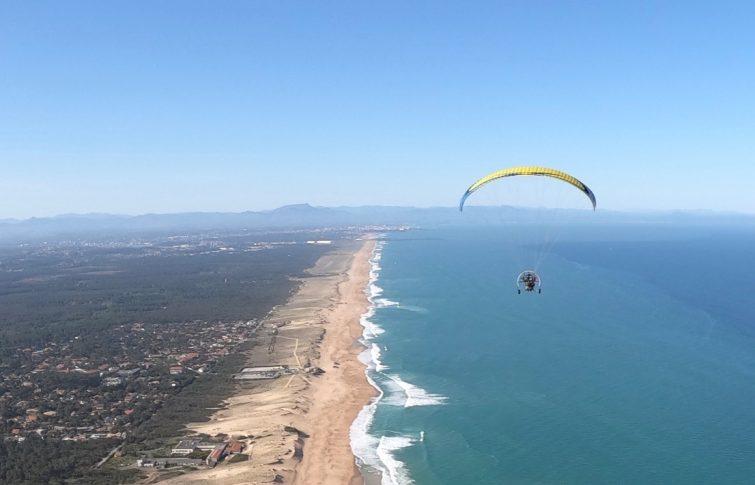 XL Paramoteur - activités outdoor Capbreton