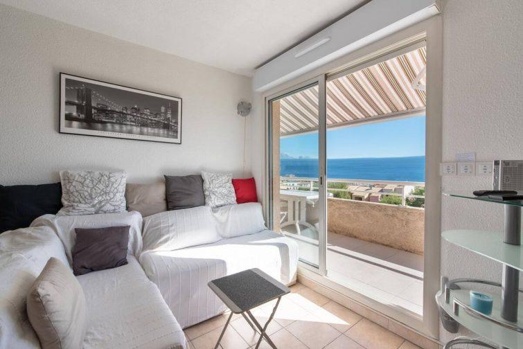 ★ La Belle Vue ★ Mer à 5 minutes - airbnb Sausset-les-Pins
