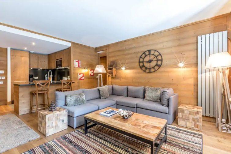 CHOU11 - Magnifique appartement. Centre Ville, proche pistes et commerces. - chalets Val d'Isère