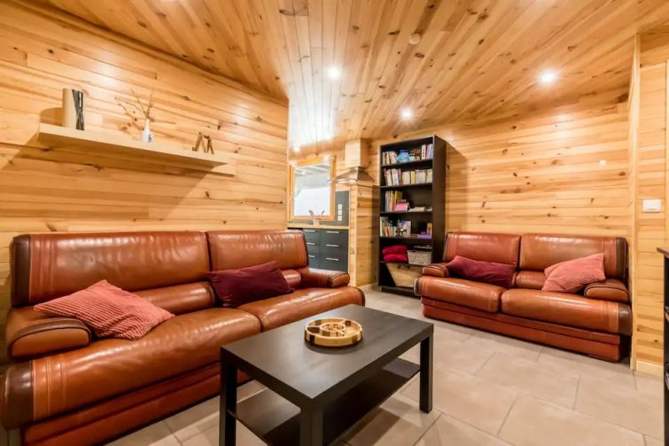 Joli appart Ski tout confort 60 m² 2 Ch 4 P ****