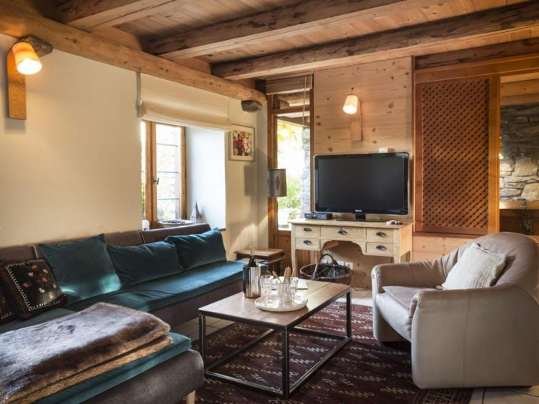 Location Appartement de charme dans chalet proche des Arcs