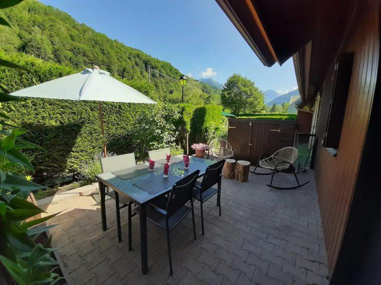 Studio Plain-pied 2-4 p. tout équipé avec terrasse - airbnb Sybelles