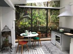 Le Little Garden, classé 4 étoiles et accessible