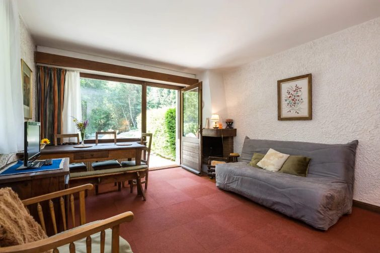 airbnb Contamines-Montjoie - App 4p pisc. couv. chauf. terrasse