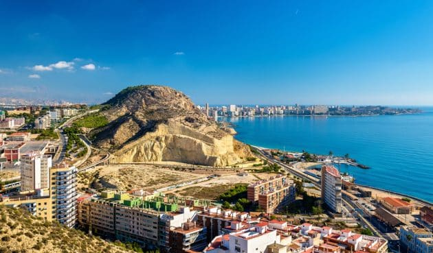 Les 9 meilleures activités outdoor à faire à Alicante