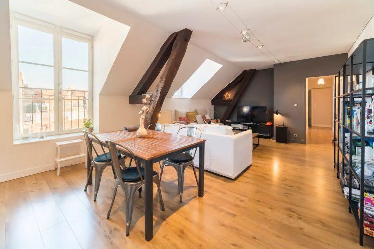 Appartement cosy au cœur du quartier historique Auxerre