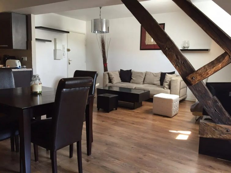 Appartement Cosy Auxerre