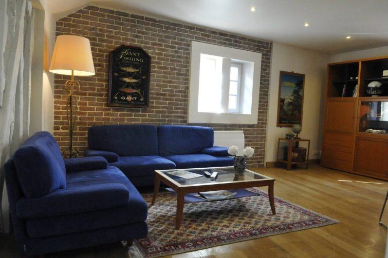 Le Loft avec garage privé Auxerre