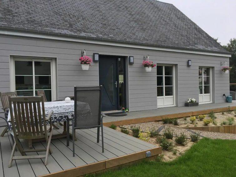 airbnb baie de somme - L'escale de La rue Jules Gaffe
