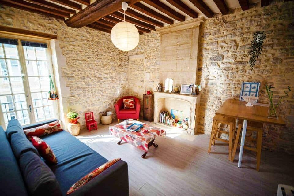 Appartement de charme au cœur du Bayeux historique