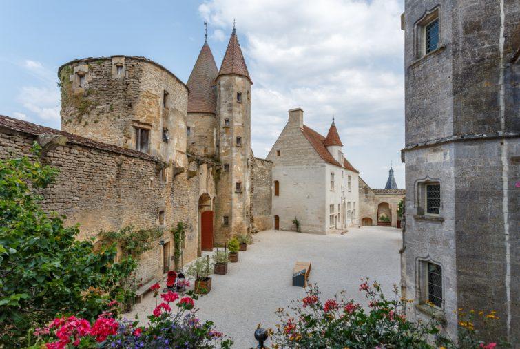 Bourg Chateauneuf en Auxois