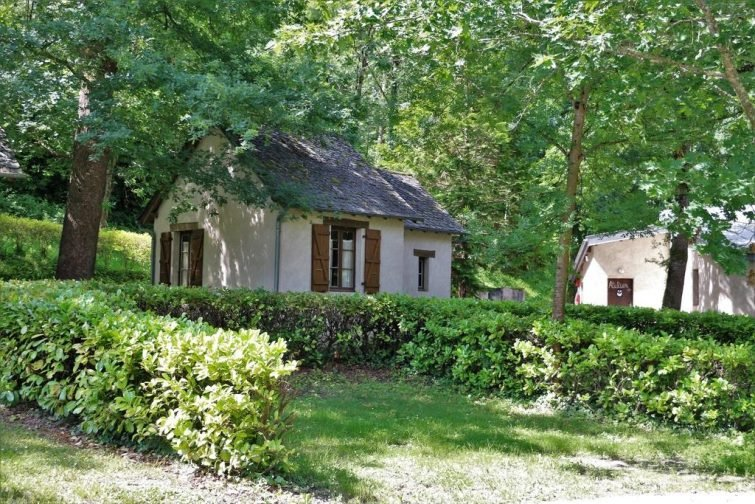 Dormir Najac - Camping Le Païsserou