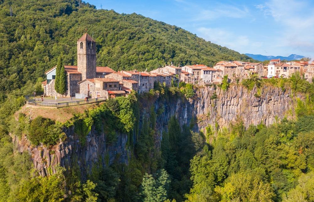 villages catalogne - Castellfollit de la Roca