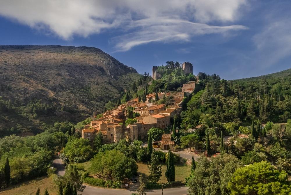villages catalogne - Castelnou